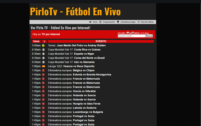 Pirlotv: Meant To Be Watched By Soccer Fans