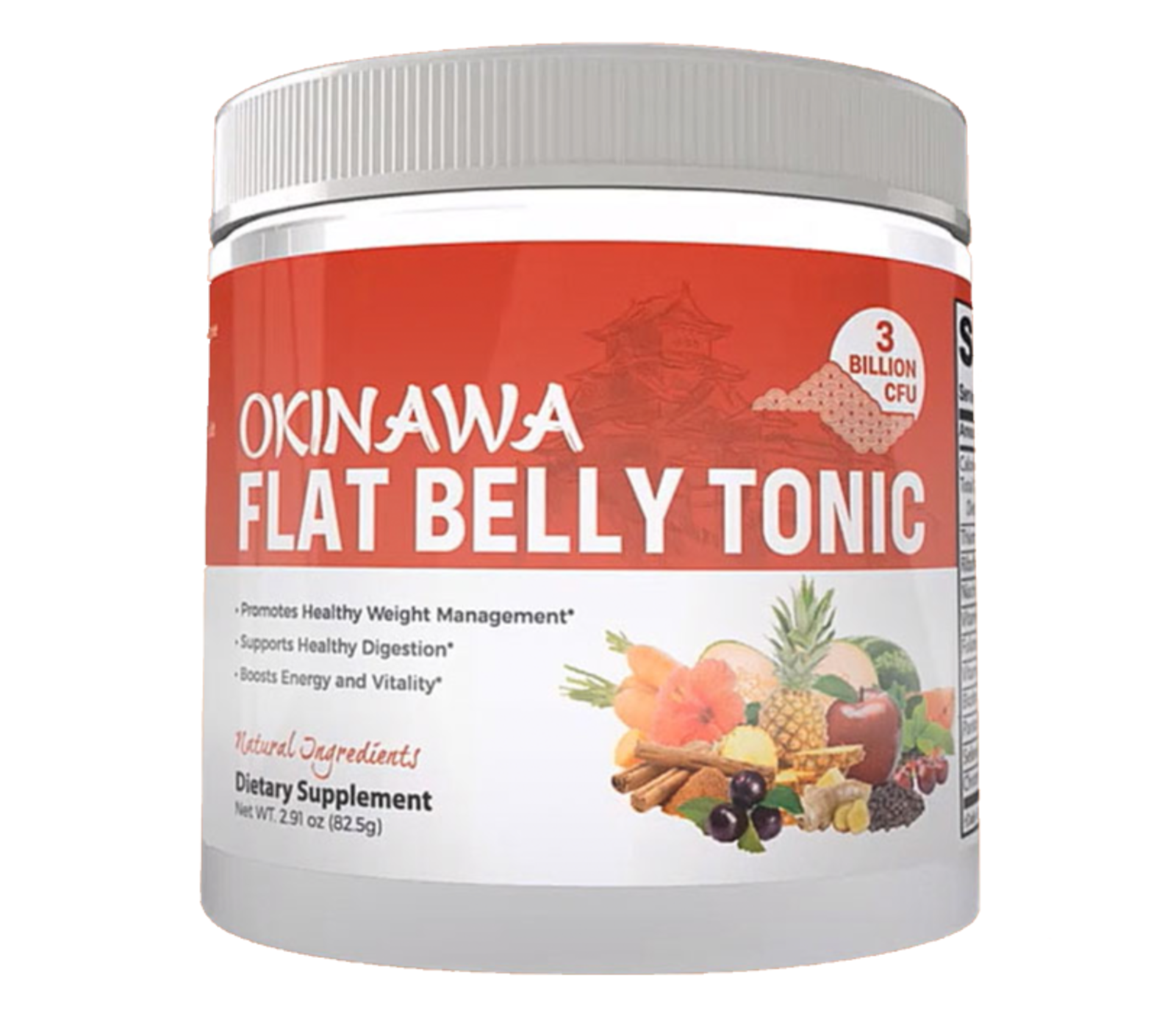 Get The Best Okinawa Flat Belly Tonic