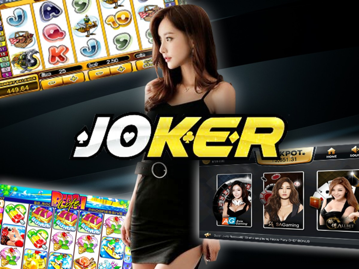 Unique experience of joker123 games