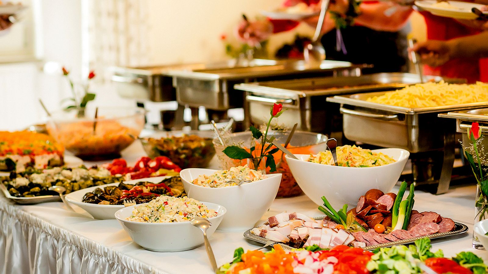 All About The Party Catering Sydney