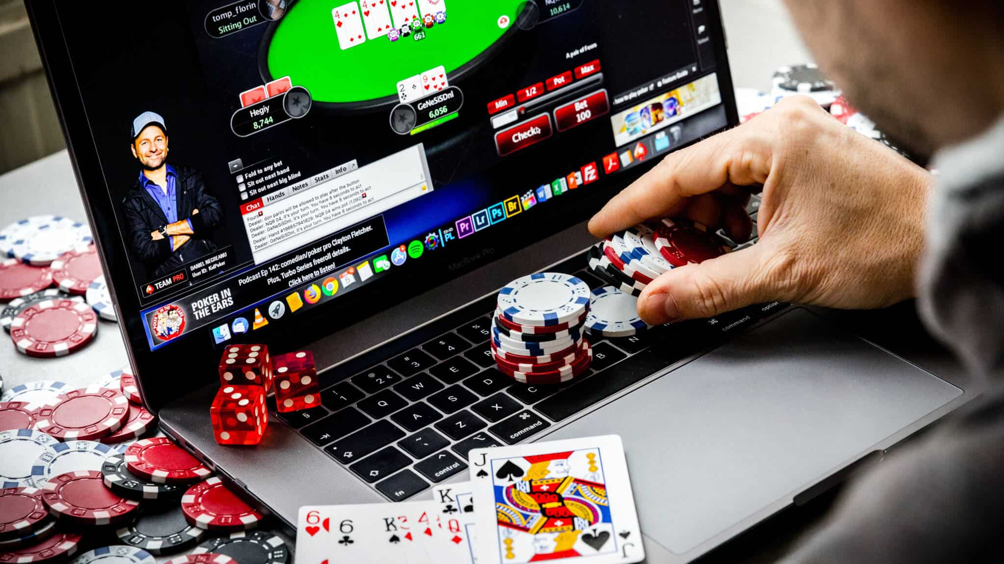 Procedures on the Airport to try out Judi Online Casino