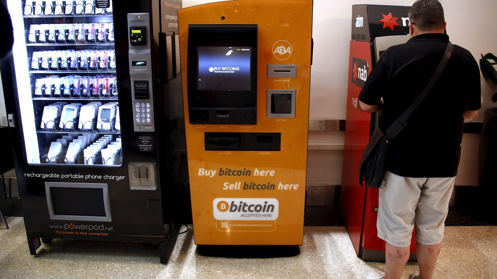 Know how easy it is to find a Bitcoin ATM near me