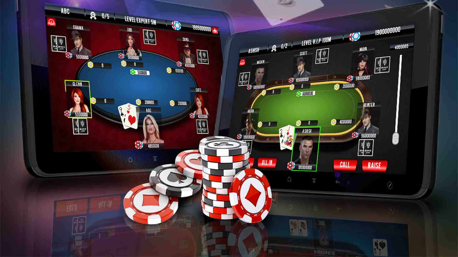 Reasons for the excitement of internet poker video games