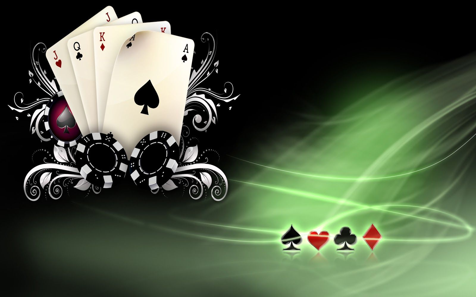 Well known types of poker games