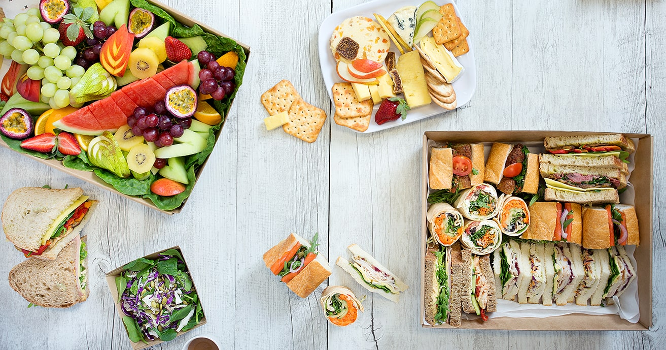 Party catering with a different menu adapted to the tastes of your guests without problems