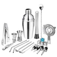 Types Of Tools A Bartender Should Own